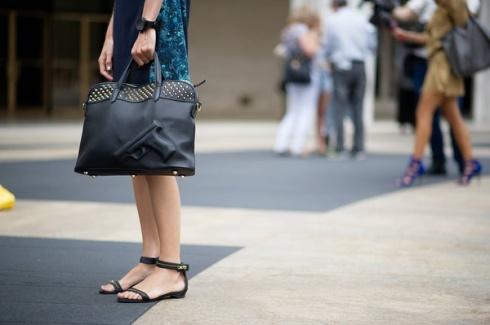 Pistol Pattern Handbag